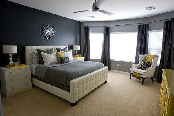 Combinando-Cores-Amarelo-Cinza-decoração-casa-sala-quarto-cozinha-6