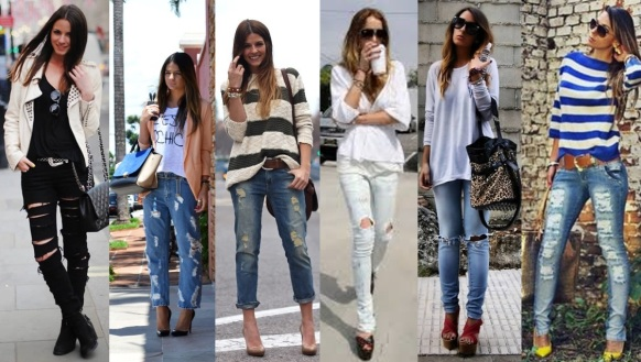 como-usar-jeans-rasgado-destroyed-jeans-trend-looks-