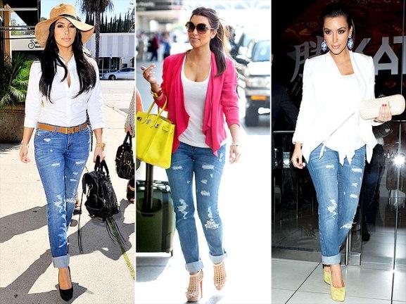 jeans-rasgado-Kim-Kardashian